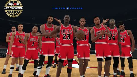 The best players of all time come together in  NBA 2K18 ...