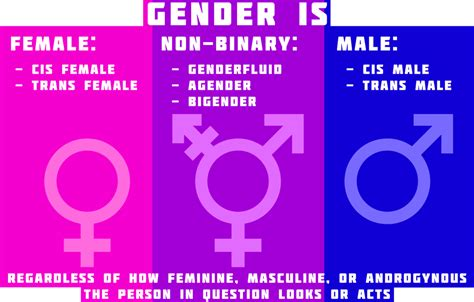 The definition and types of gender by Akhnaton II on ...
