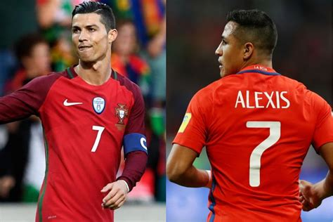 The Duel: Cristiano Ronaldo vs Alexis Sanchez