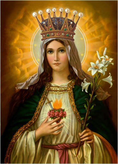 THE HERESY HUNTER: MOST BLESSED VIRGIN MARY ...
