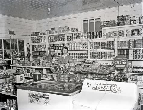 The Old Photo Guy | Old Country Stores | Grocery store on ...