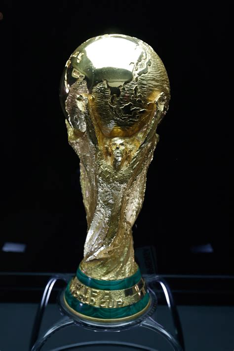 The World Cup Trophy is the worst trophy in sports | For ...