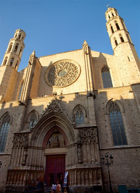 Things to do in Barcelona, Basilica of Santa Maria del Mar