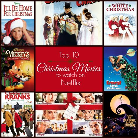 Top 10 Christmas Movies to Watch on Netflix – It s a ...