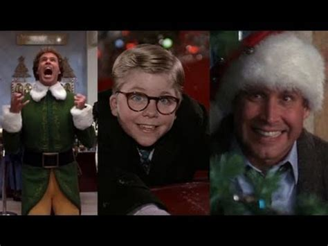 Top 10 Funniest Christmas Movies   YouTube