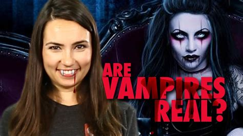 Top 10 Vampires In Real Life   YouTube
