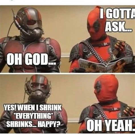 Top 30 Funny Deadpool Memes | QuotesHumor.com