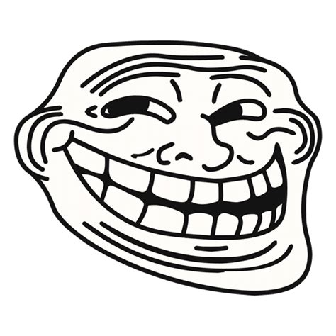 Troll Face Png