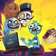 Troll Face Quest Internet Memes   Play Now on KBH Games