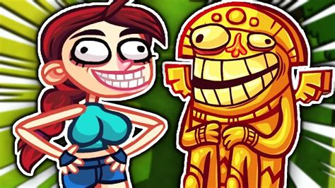 TROLL FACE QUEST: VIDEO GAMES 2   YouTube