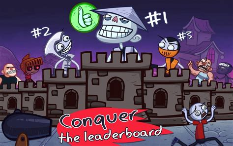 Troll Face Quest Video Games   Android Apps on Google Play
