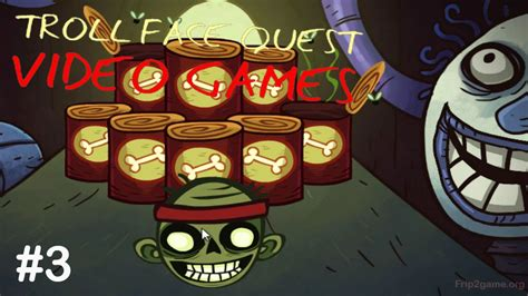 Troll Face Quest Video Games Level 3 IOS/Android ...