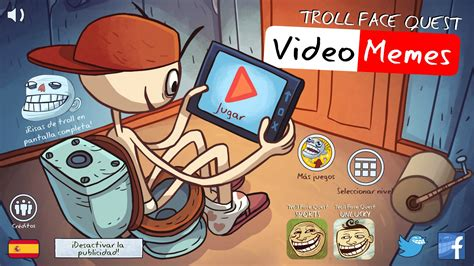Troll Face Quest Video Memes – Juegos para Android ...