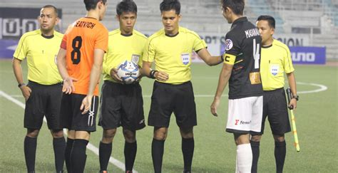 Twelve Filipino Referees Accepted to FIFA 2018 Referee ...