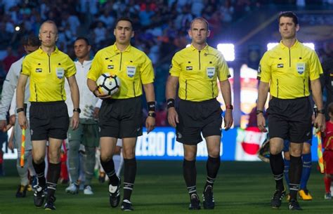 U.S. Soccer FIFA Referee Jair Marrufo Selected to Serve at ...