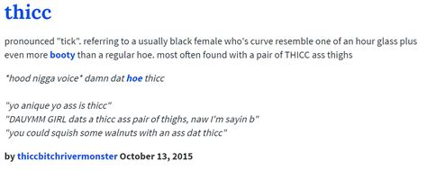UD definition | Thicc | Know Your Meme