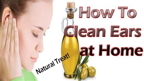 Unblock ears | How to Clean Your Ears at home | Best way ...
