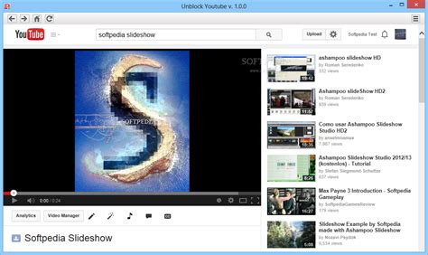 Unblock Youtube Download