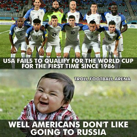 USA fails to qualify for world cup 2018 in Russia – Sports ...