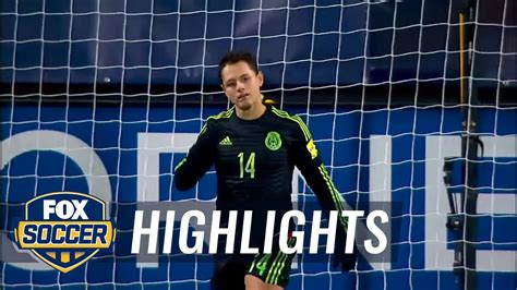 USA vs. Mexico Highlights   CONCACAF World Cup Qualifying ...