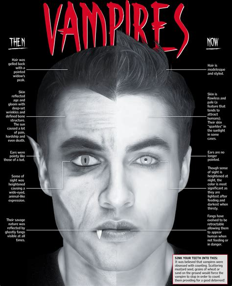 Vampire 101: A history of the fanged one