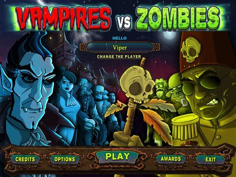 Vampires vs. Zombies PC Game   Safe software