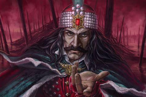 Vlad the Impaler | The bloodthirsty inspiration behind Dracula