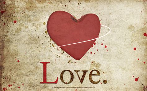 Wahid the Blogger: Love