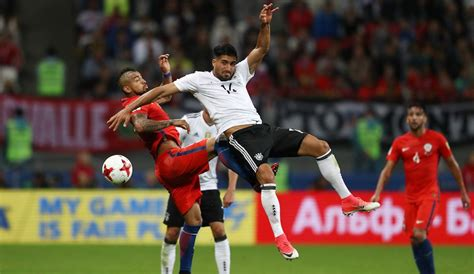 Watch Germany Vs. Chile 2017 FIFA Confederations Cup Final ...