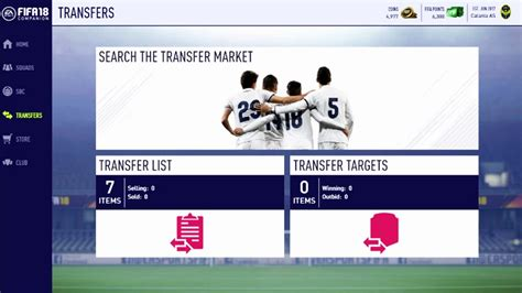 WATCH THIS TO PLAY THE FIFA 18 WEB APP...   YouTube