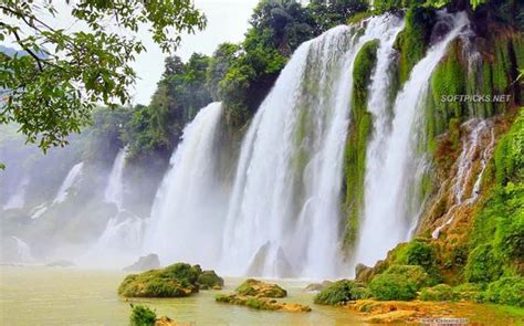 waterfalls pictures for screensavers | Free Moving ...