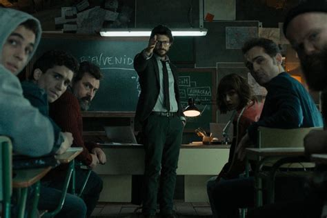 What's Streaming on Netflix Tonight: 'La Casa de Papel ...