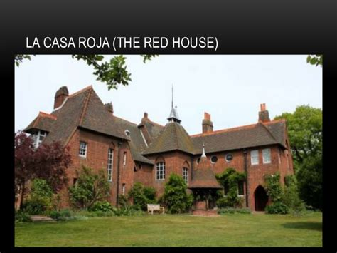 William morris   the red house