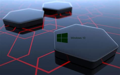 Windows 10 Full HD Wallpaper, Picture, Image