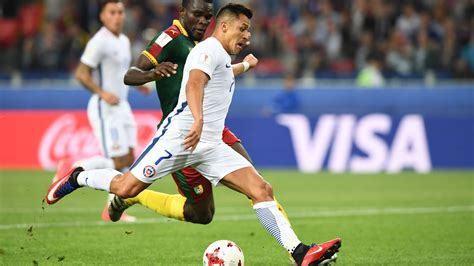 WORLDLYWAP.NET ™: SPORT: Confederation Cup: Sanchez ...