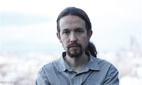 Yes he can!  How Spanish indignado Pablo Iglesias aims to ...