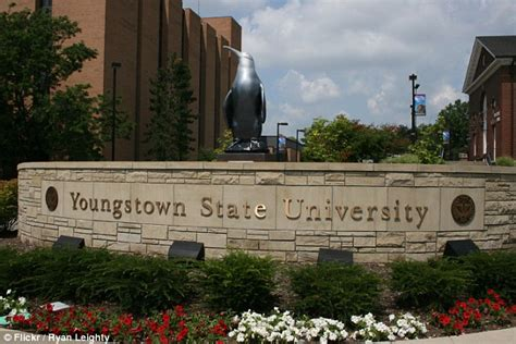 Youngstown State University removes posters for  straight ...